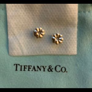 Authentic Tiffany's replacement earring backings